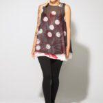 Lotus Dress hopscotch reveal