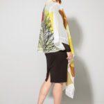 Tree kimono jade front
